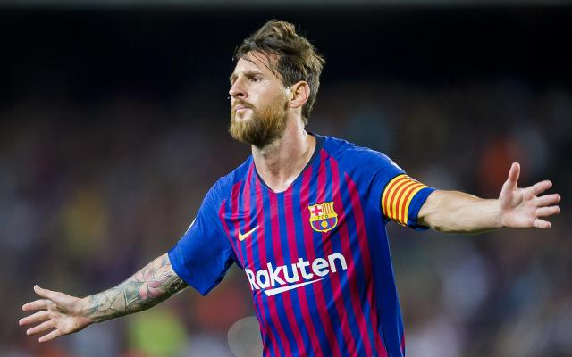 Leo Messi The Best