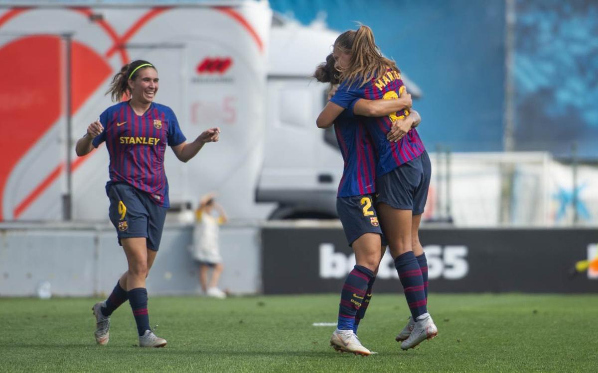 Fundación Albacete - FC Barcelona Femenino (previa): Una revelación