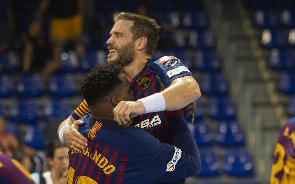 El Barça Lassa hará más de 15.000 km en ocho días