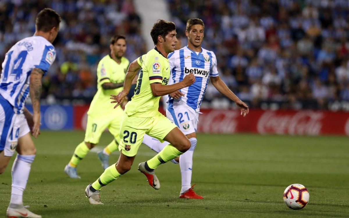 Vidéo - Chronique | Leganés - FC Barcelone : Défaite mais leaders (2-1)