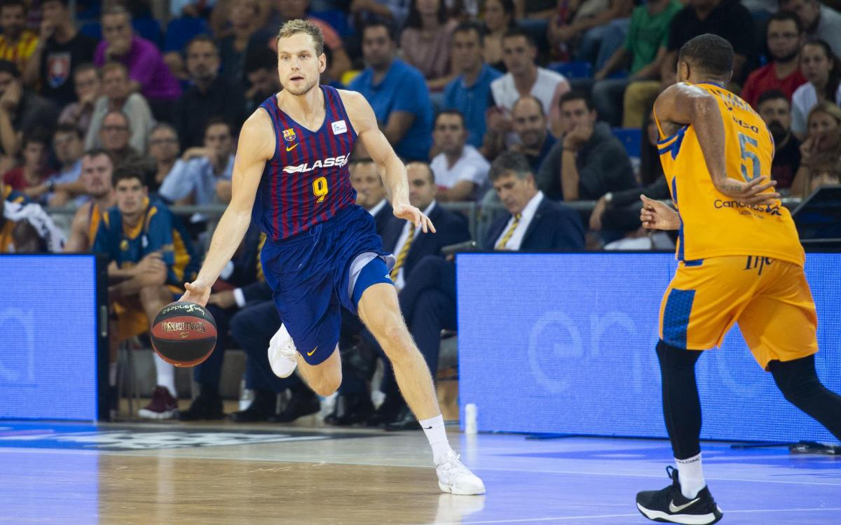 Barça Lassa - MoraBanc Andorra: Un rival siempre peligroso
