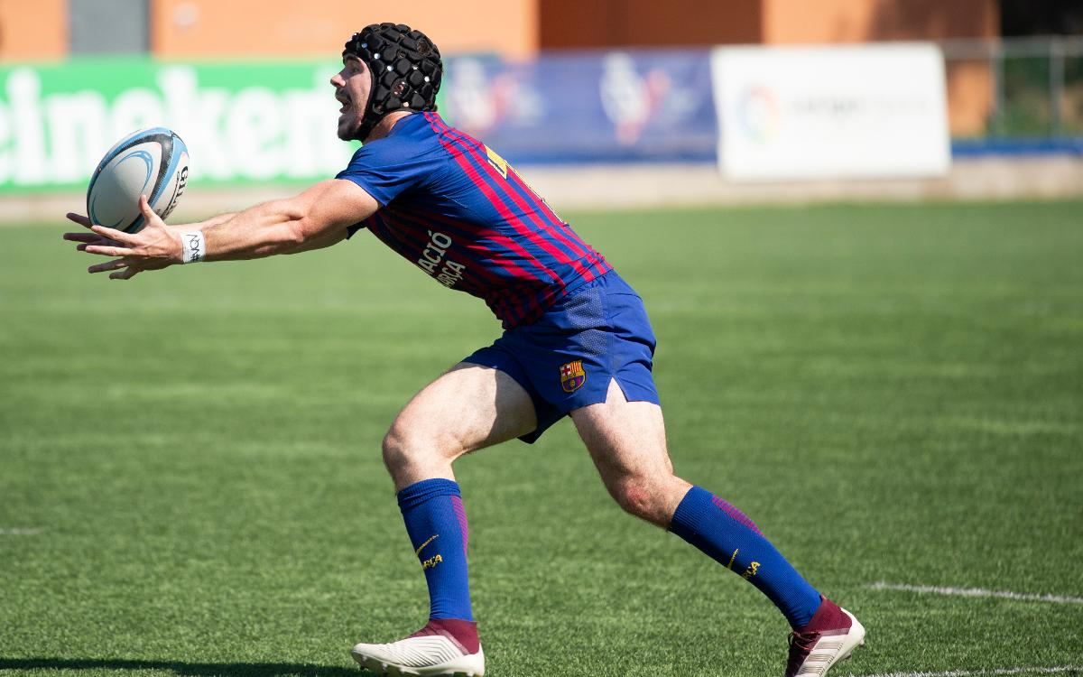 El Barça de rugby torna a guanyar
