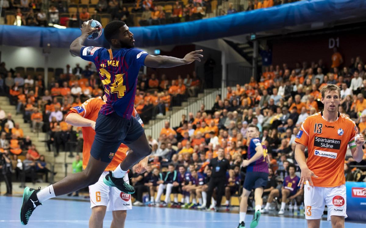 IFK Kristianstad – Barça Lassa: Golejada a Suècia per seguir en la bona línia (25-44)