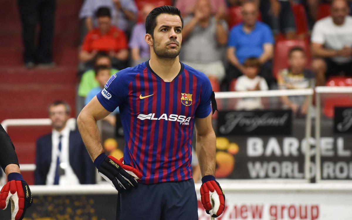 """Edu Castro i João Rodrigues: """"La Copa Continental és una competició que ens agrada moltíssim"""""""