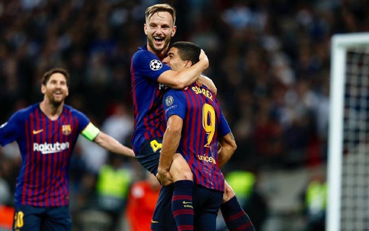 PRÈVIA: El Barça torna a Wembley
