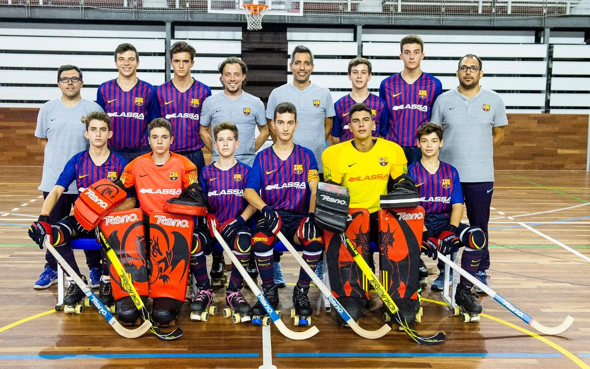 Arranca el Eurockey U17 2018