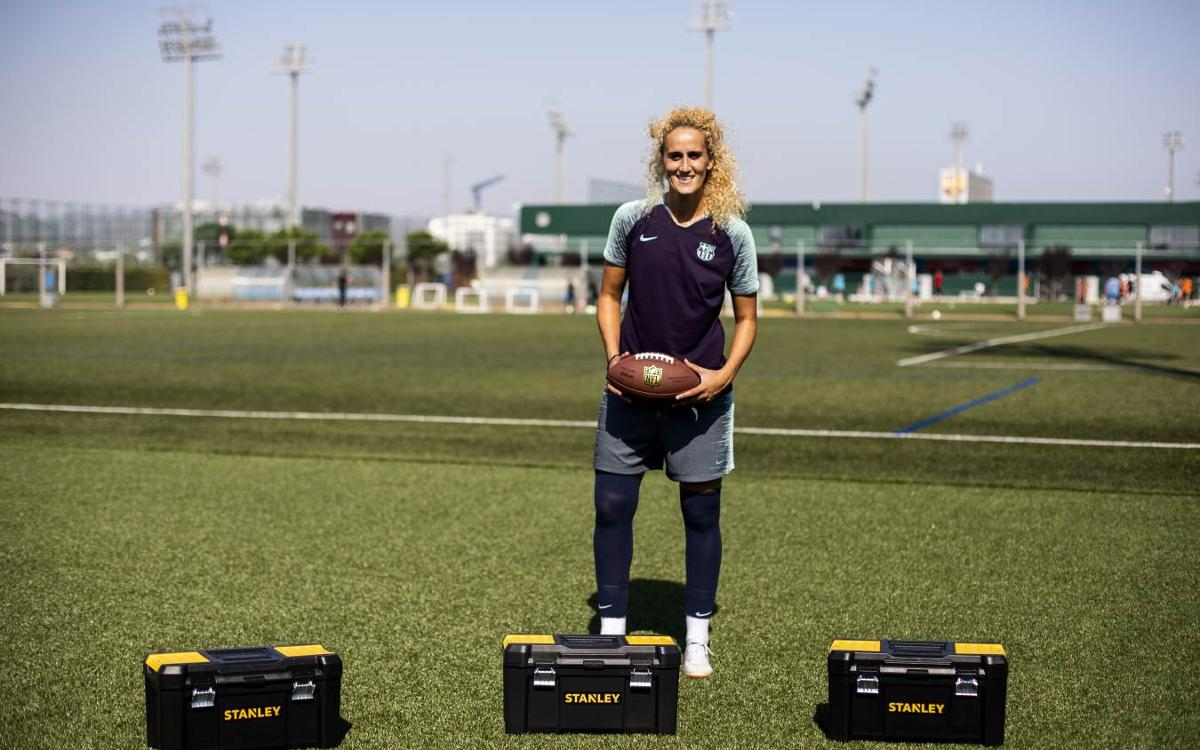 The Secret Box arriba al Barça Femení