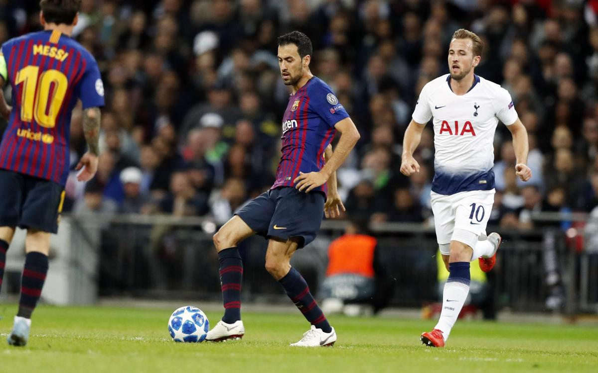 TV Guide: Barça v Spurs