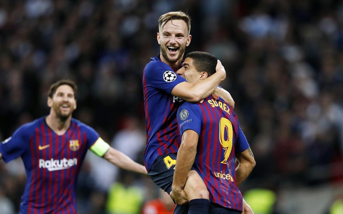 Wembley, jardin fétiche du FC Barcelone