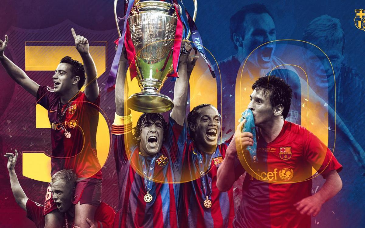 The 300 Champions League games quiz