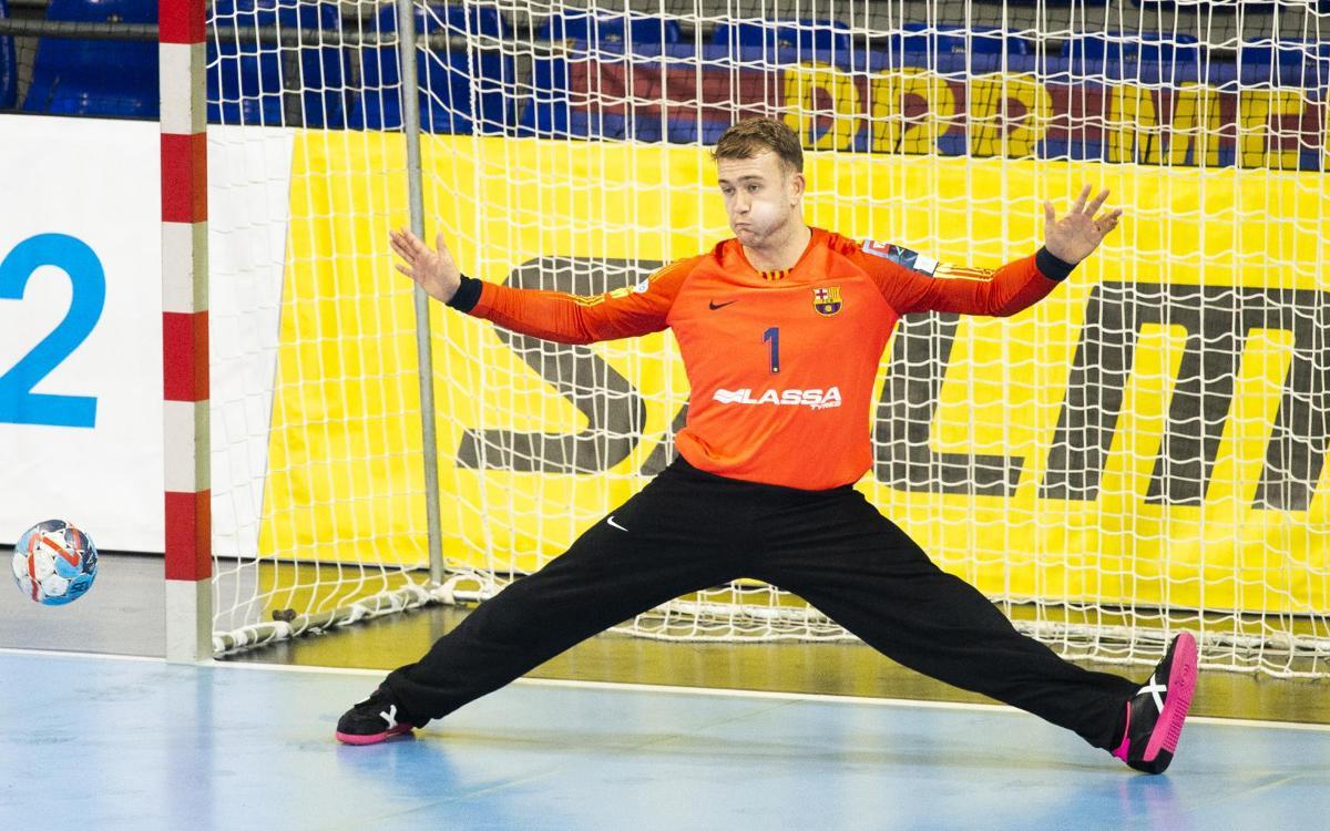 Meshkov Brest – Barça Lassa: Visita inédita para mantener el ritmo