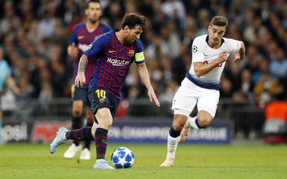 """Leo Messi: """"Hicimos un partidazo"""""""