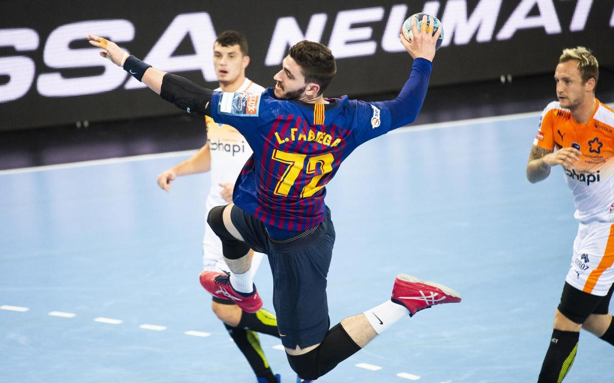 Barça Lassa – Montpeller HB: Victory against the European champion! (35-27)