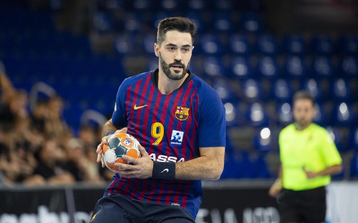 Barça Lassa – BM Biendio Sinfín: Cita con la Liga antes del parón