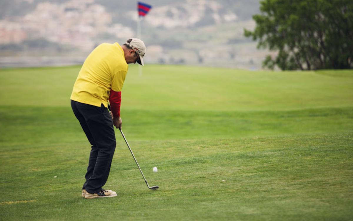 II Open de Golf Peñas del Barça