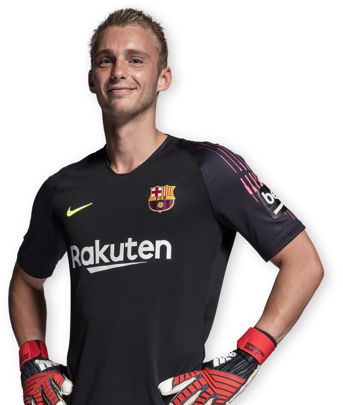 Cillessen Hero 2018/18