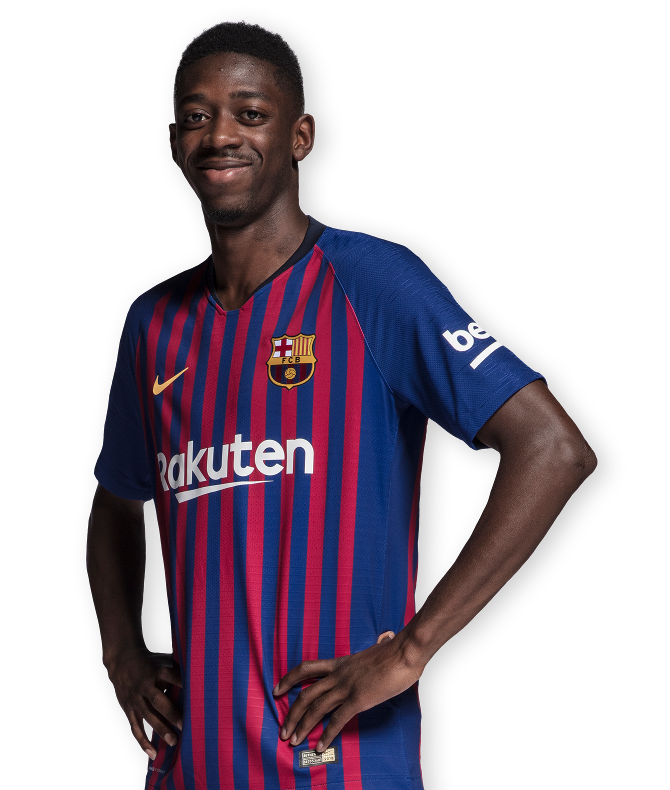 Dembele Hero 2018/19