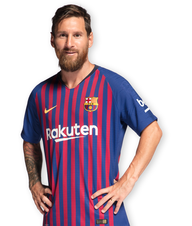 f479a63be4a Messi | Player page for the Forward | FC Barcelona Official website