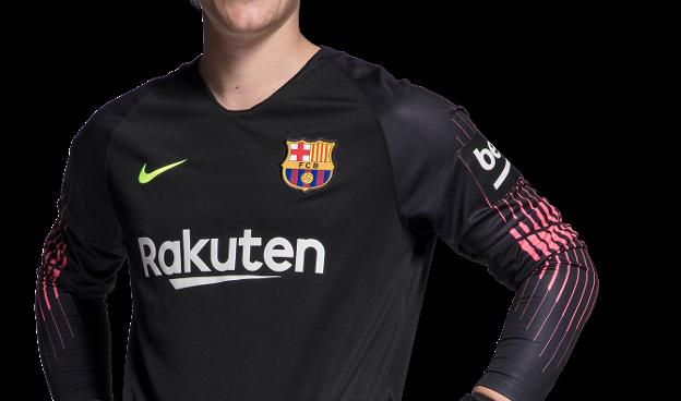 Ter Stegen | Player page for the Goalkeeper | FC Barcelona Official