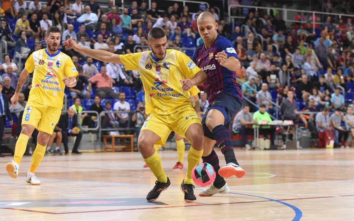 El Peñíscola, rival en los 1/8 de Copa del Rey