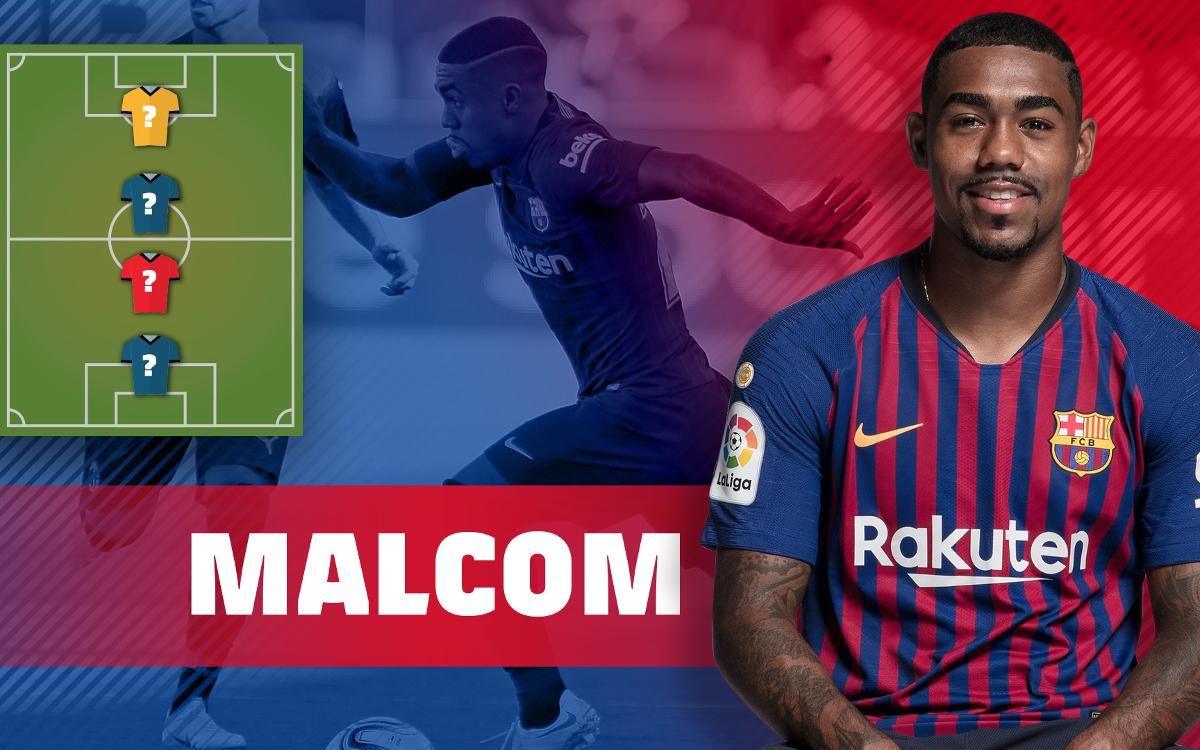 My Top 4: Who are Malcom's favourite players?