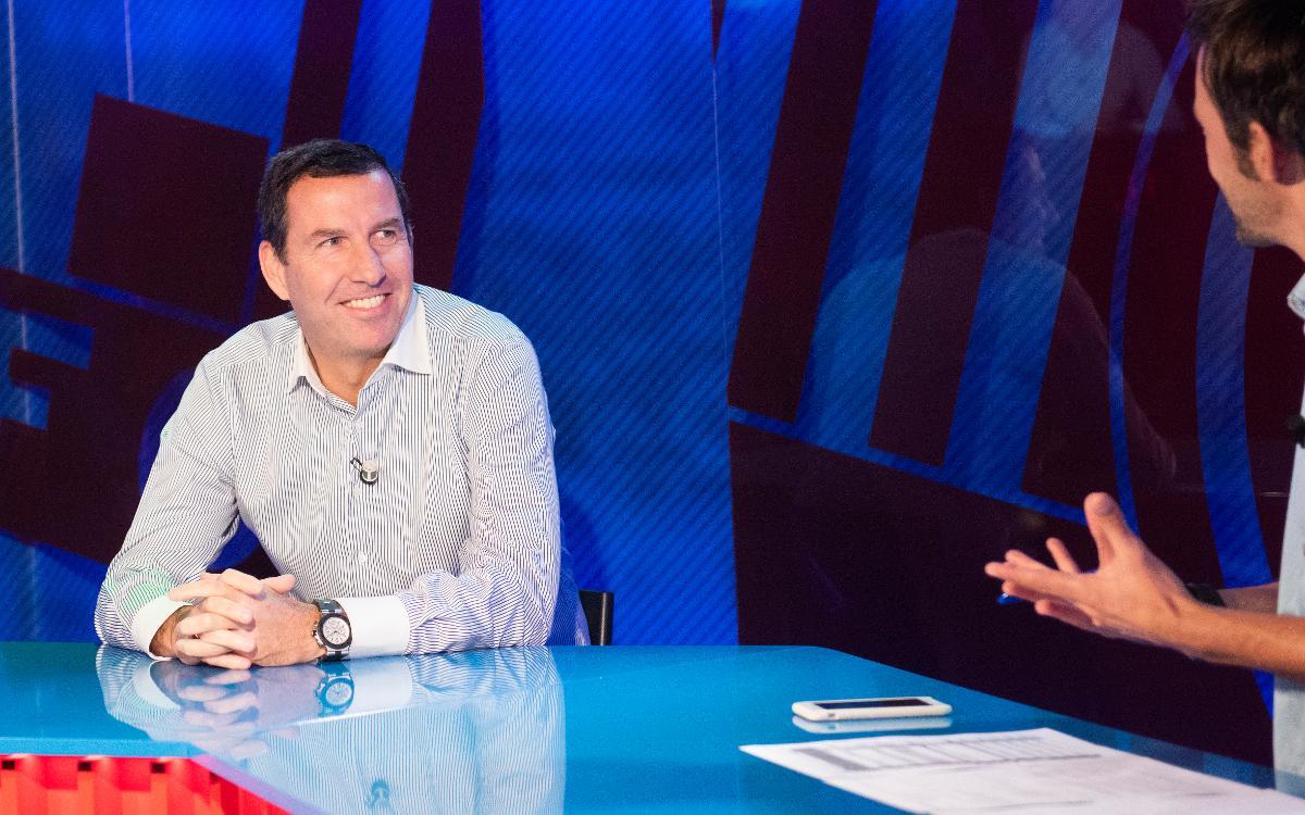 """Nacho Rodríguez: """"Tenemos plantilla para varios años"""""""
