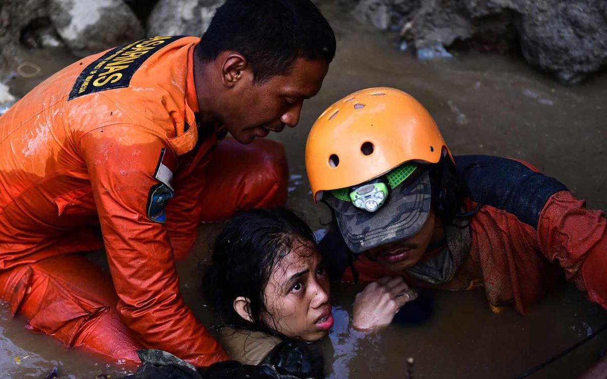 La Fundació Barça apoya UNICEF en la emergencia provocada por el terremoto y el tsunami de Indonesia