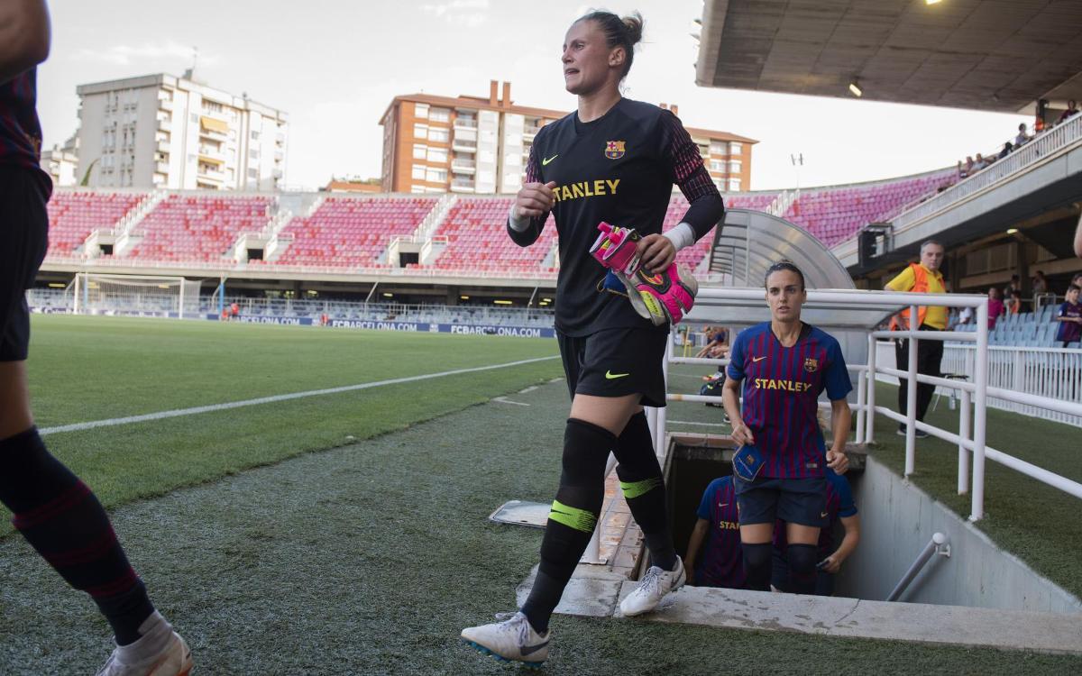 Barça Femenino - Rayo Vallecano (previa): Regreso al Mini