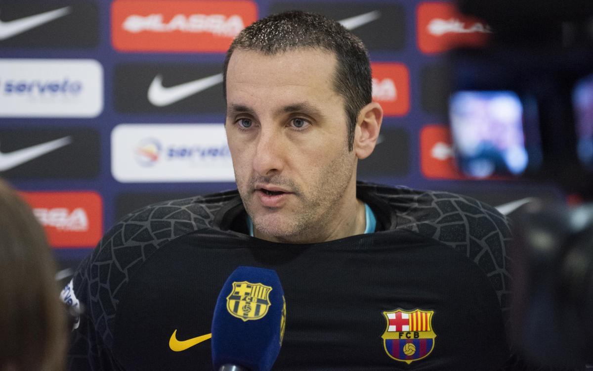 Barça Lassa – Follonica: ¡El honor es nuestro!