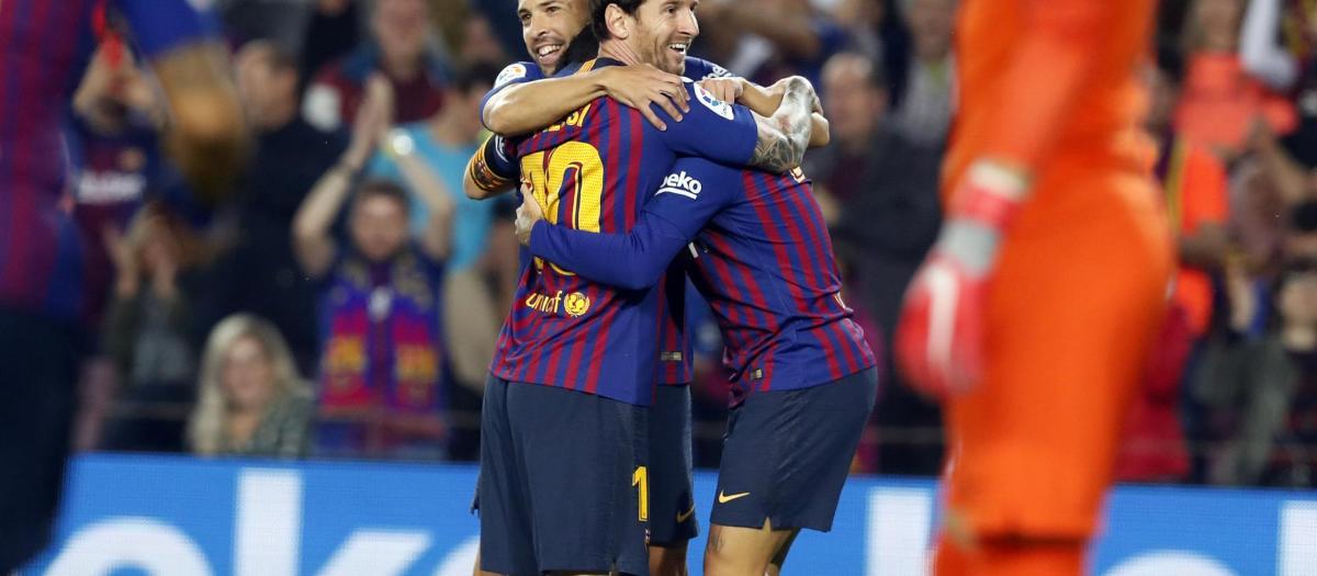 FC Barcelona - Sevilla FC (4-2)