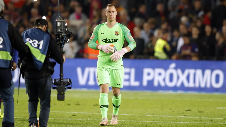 Ter Stegen's amazing double-double against Sevilla