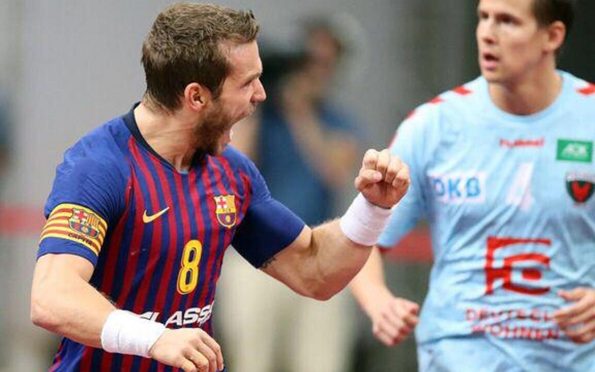 Füchse Berlín - Barça Lassa: ¡Campeones de la Super Globe! (24-29)