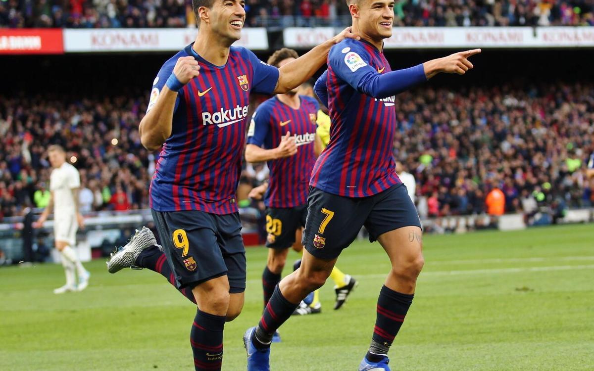 FC Barcelona - Real Madrid  2986bc4ee7f0b