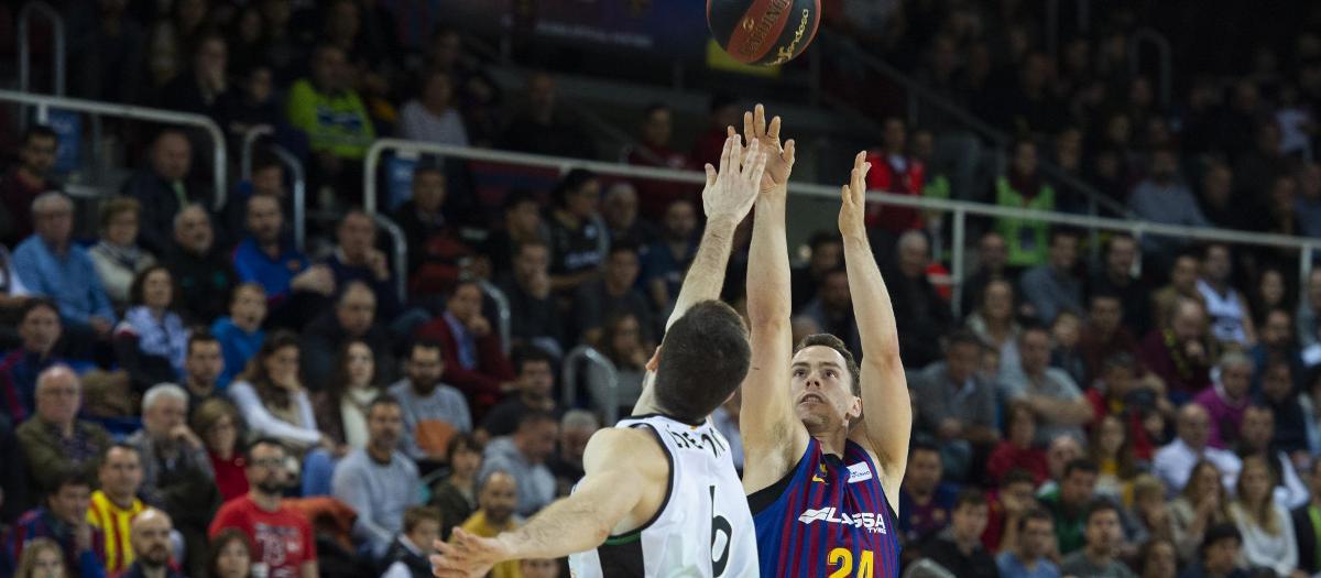 El Divina Seguros Joventut, rival del Barça Lassa en els quarts de final
