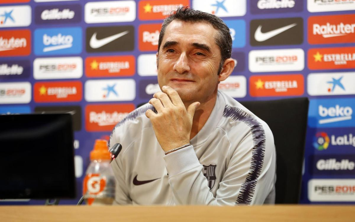 Ernesto Valverde: 'The more wounded Real Madrid are, the more dangerous they are'