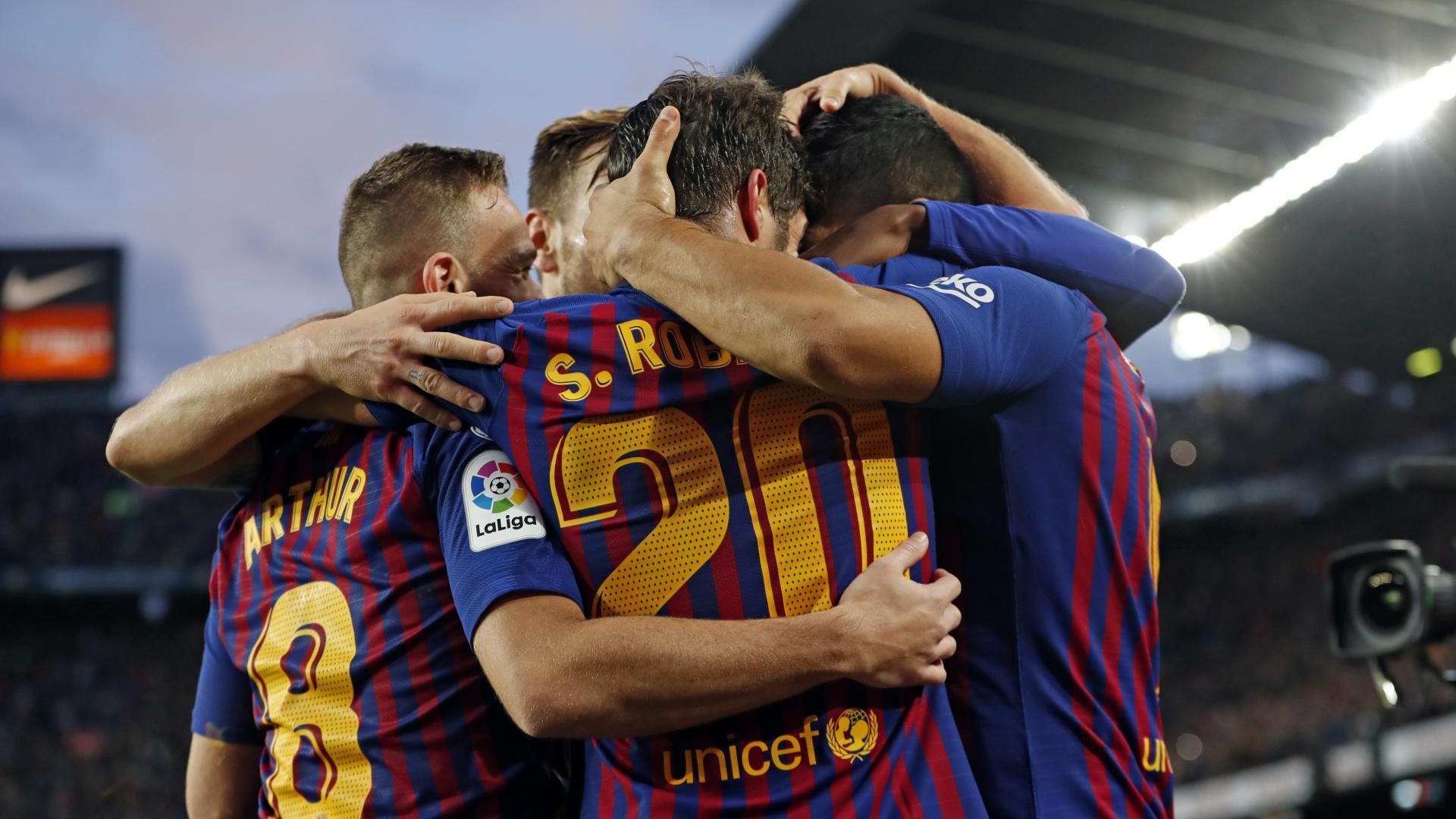 FC Barcelona 5 Real Madrid 1 (partido completo) 7e5d32330bbff