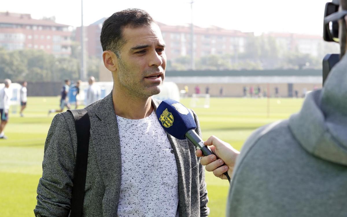 Rafa Márquez: