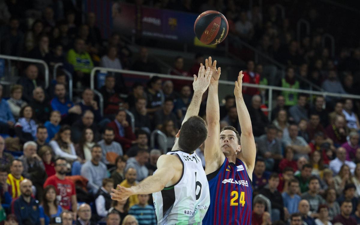 El Divina Seguros Joventut, rival del Barça Lassa en los cuartos de final