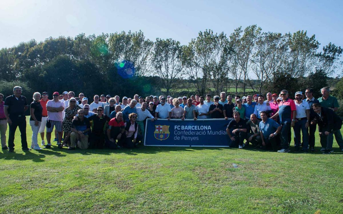 Huge success of II Golf Open Barça Penyes