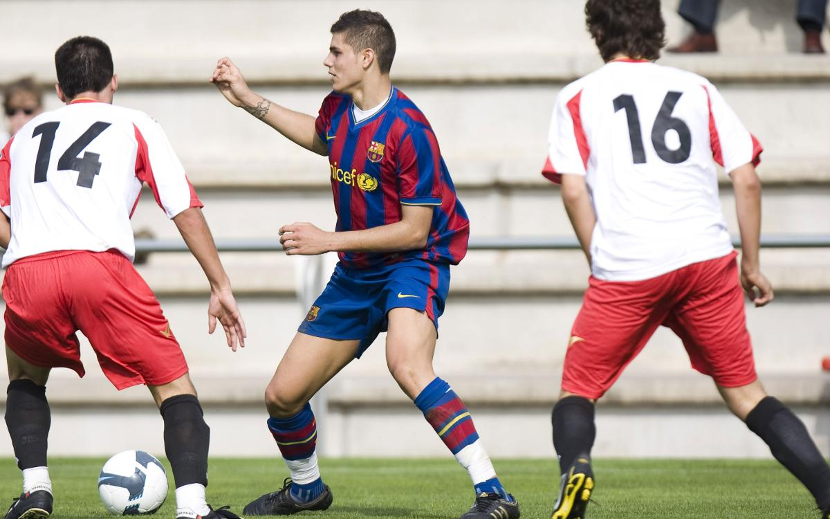 Los goles de Mauro Icardi... con el Barça