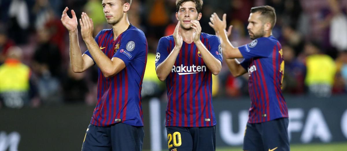 FC Barcelona - Inter (2-0)