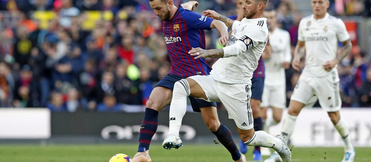 FC Barcelona - Real Madrid (5-1)