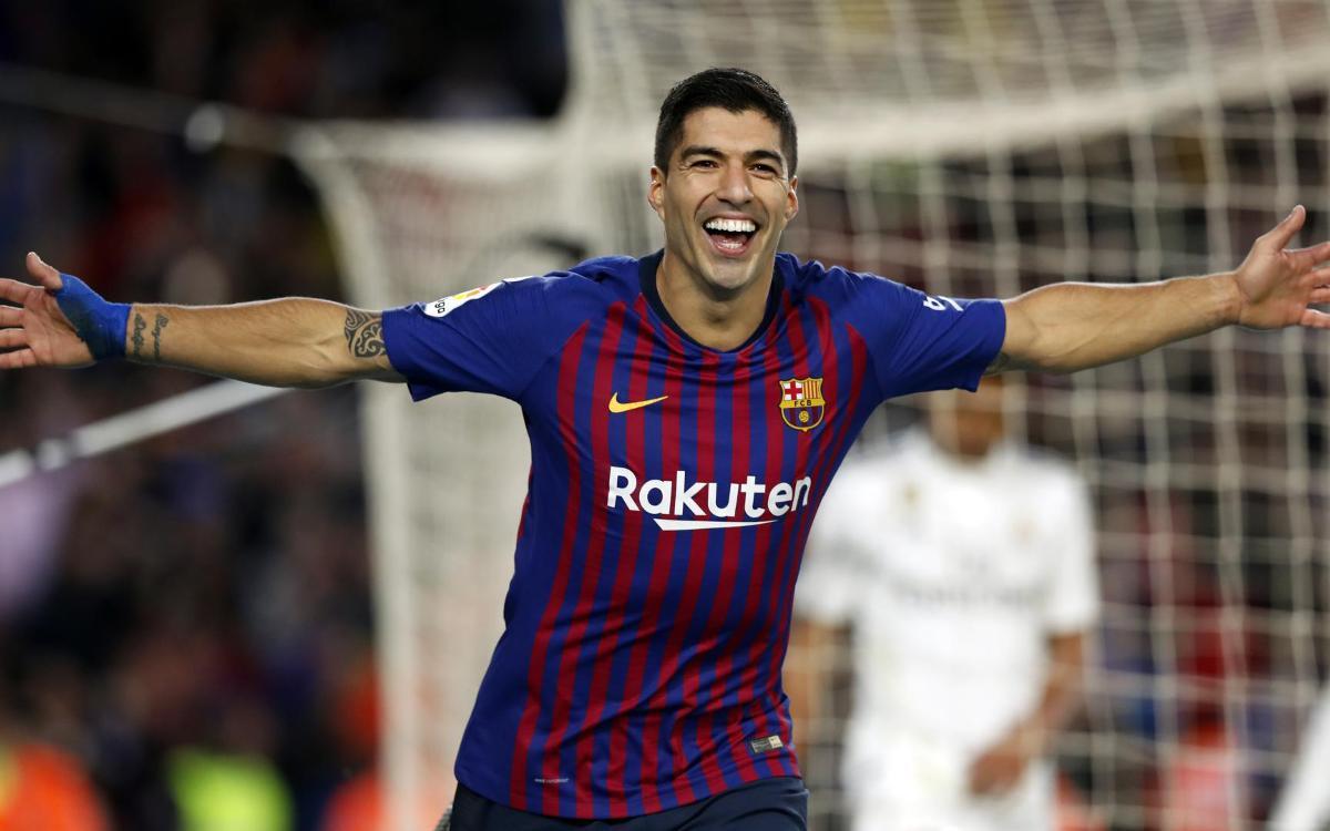 FC Barcelona - Reial Madrid: Suárez lidera un espectacle triomfal (5-1)