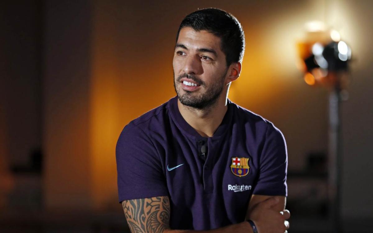 Luis Suárez: 'Playing in El Clásico is a special feeling'