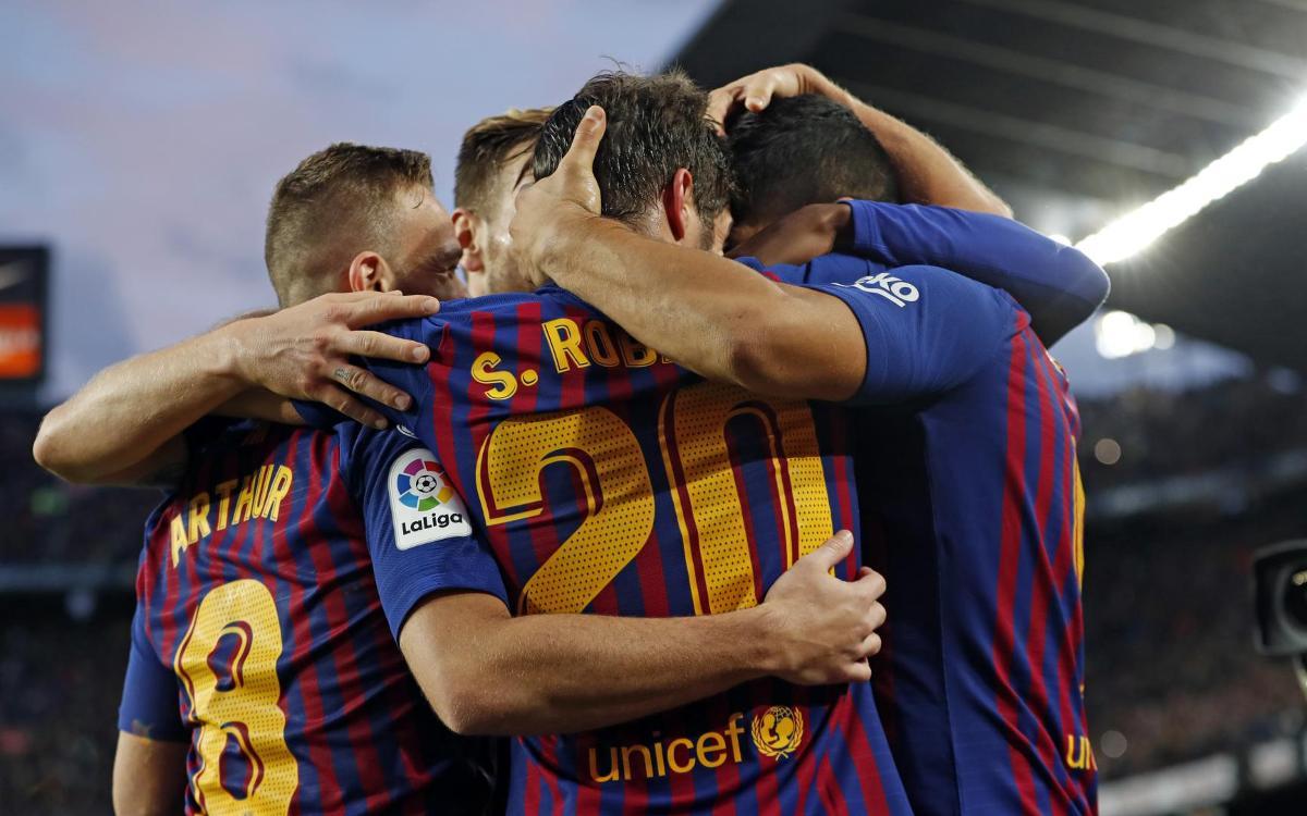 FC Barcelona - Real Betis: Duel de nivell abans de l'aturada
