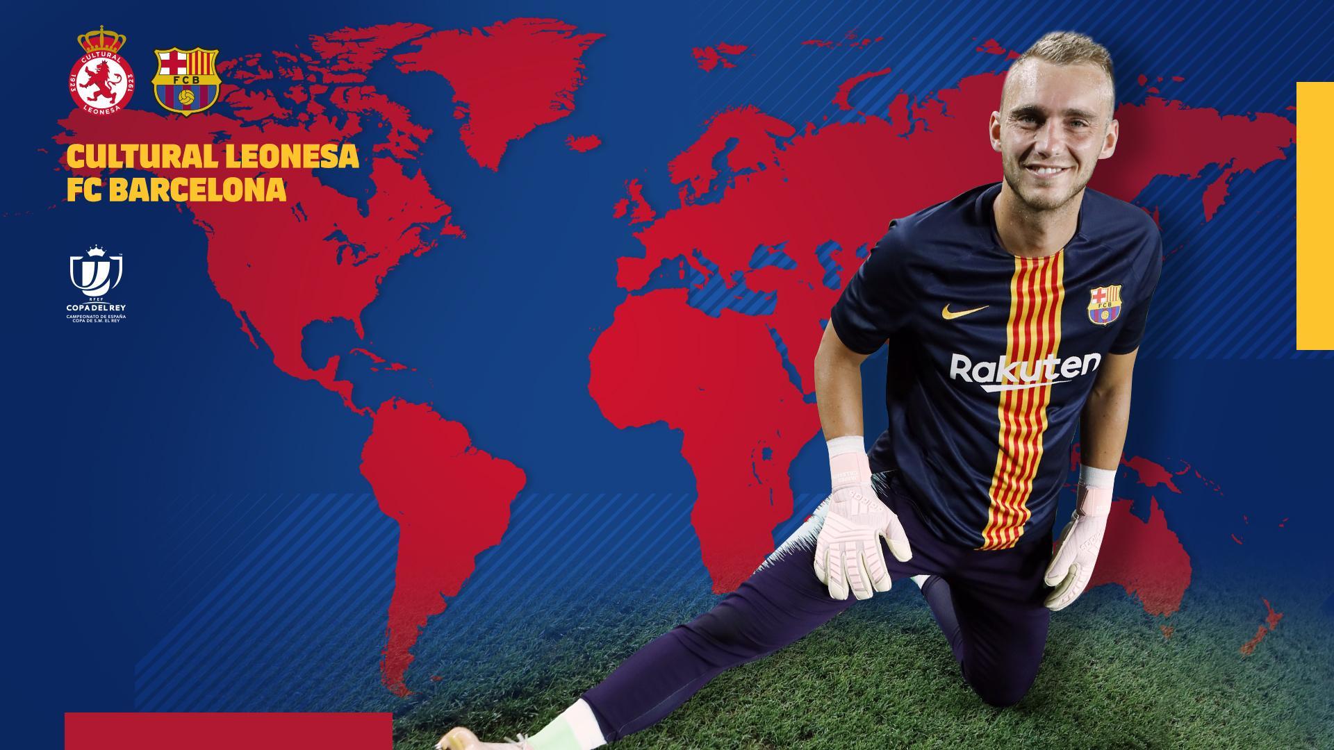 Cuándo y dónde ver el FC Barcelona - Cultural Leonesa 54084eb34f4