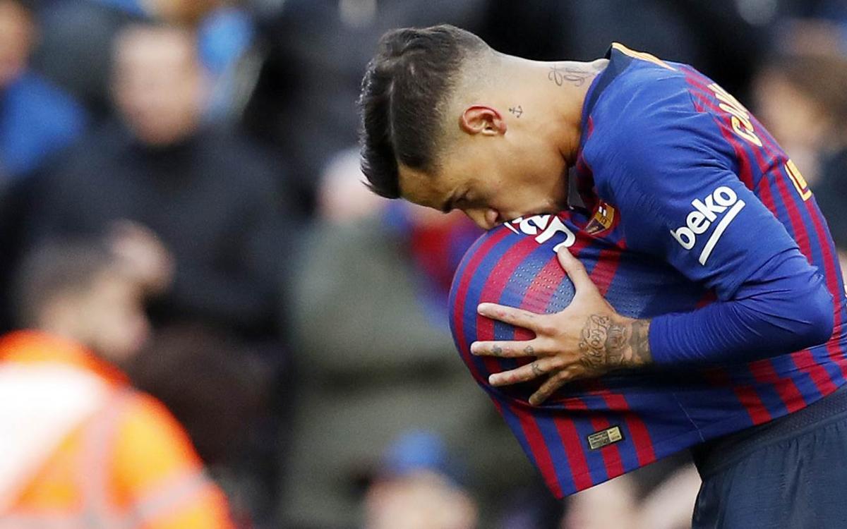 EL CLÁSICO HIGHLIGHTS: Barça 5, Real Madrid 1
