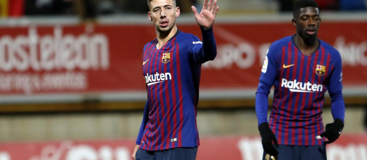 Cultural Leonesa - FC Barcelone (0-1)