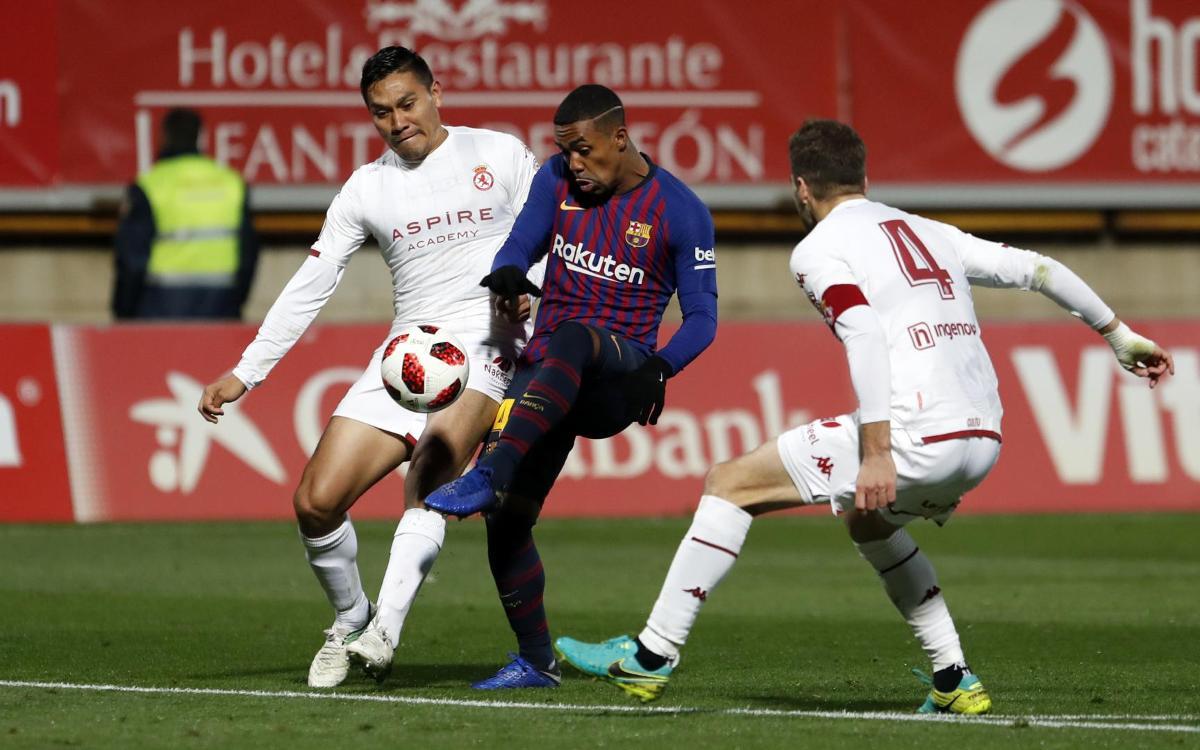Confirmat l'horari de la tornada de Copa i de l'Espanyol - Barça