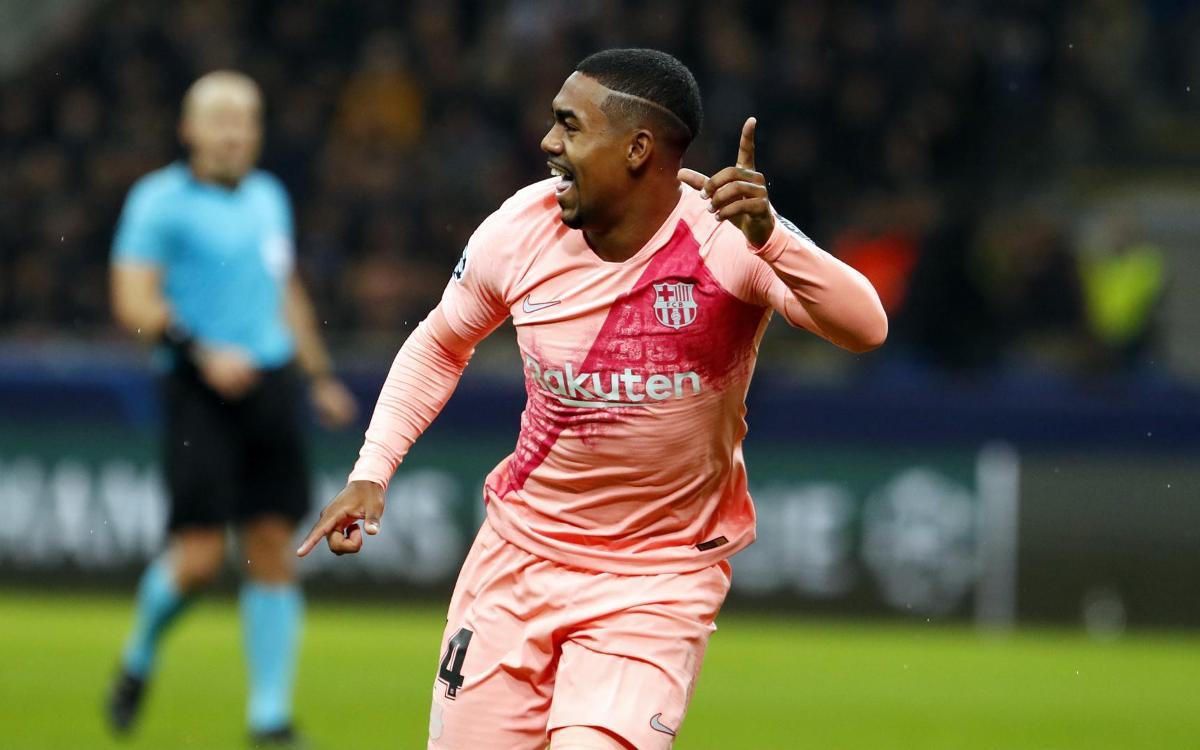 Vidéo - Les moments forts de Inter - FC Barcelone (1-1)